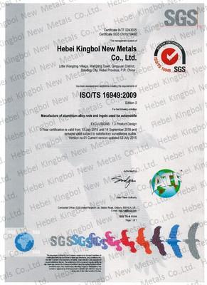 ISO/TS 16949:2009 英文
